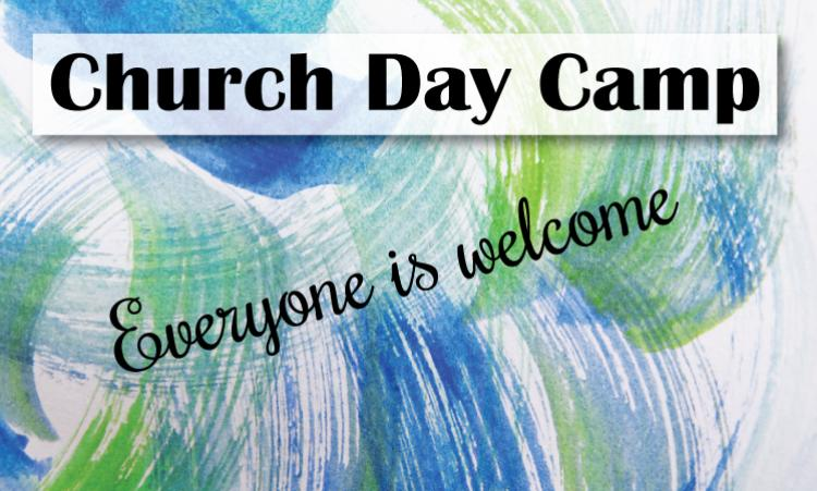 church day camp