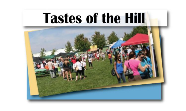 tastes of the hill festival