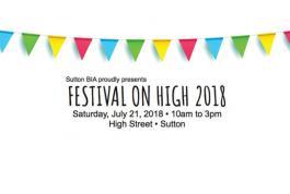 high street festival